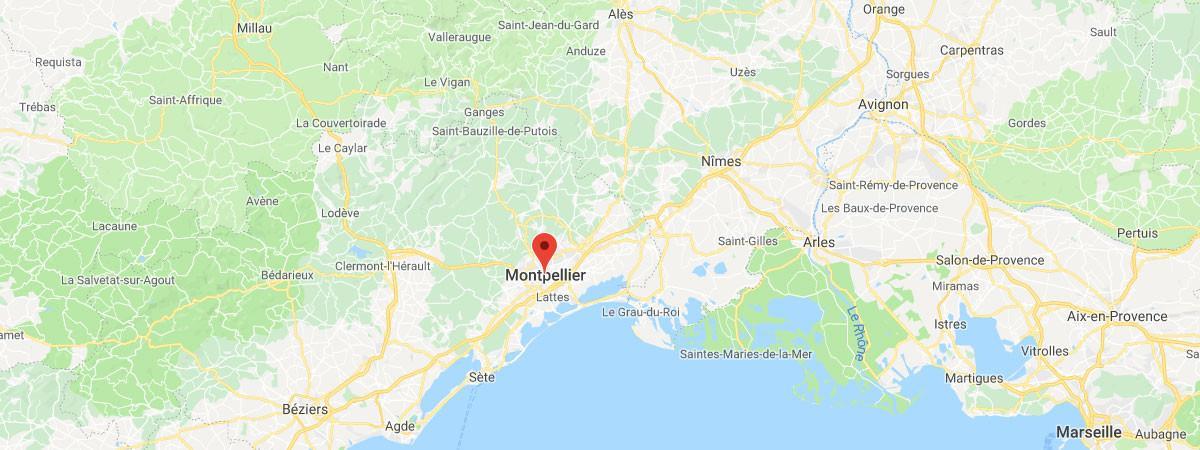 Hérault : un homme jetait des cafards sur ses voisins à Montpellier