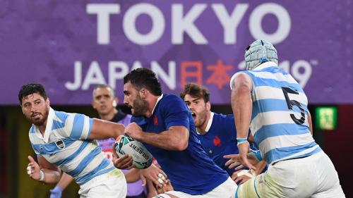 Coupe du monde de rugby : le XV de France s'impose in extremis face à l'Argentine (23-21) pour son premier match de la compétition