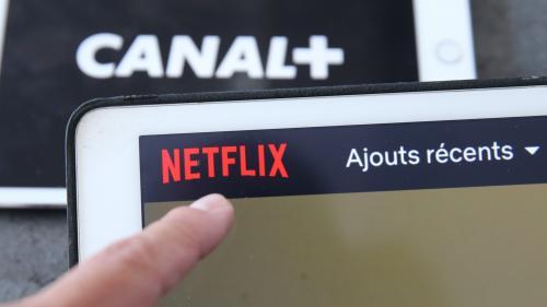 """Dimanche enquêtes. """"Netflix sur Canal+, à qui profite le deal ?"""" : comment la chaîne cryptée s'est résolue à pactiser avec son rival"""