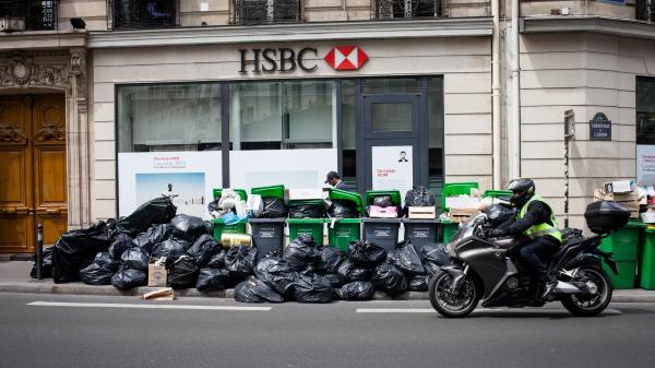 """Pour le journal """"The Guardian"""", Paris est l'une des villes les plus sales d'Europe"""