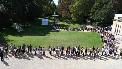 La 36e édition des Journées du patrimoine a attiré plus de 12 millions de visiteurs en France