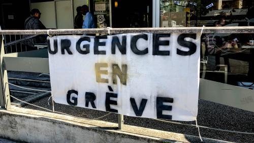 """Crise aux urgences : 2 300 professionnels de santé souhaitent """"des états généraux de l'hôpital public"""""""