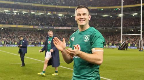 DIRECT. Mondial de rugby : l'Irlande va-t-elle croquer l'Ecosse ? Suivez la belle affiche de ce dimanche matin