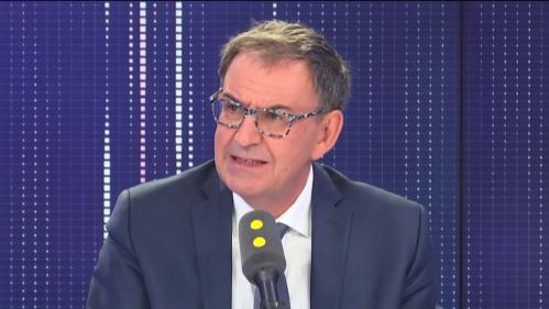 """Municipales à Lyon : """"Il faut sortir de ce débat entre Gérard Collomb et moi-même"""", déclare le candidat David Kimelfeld"""