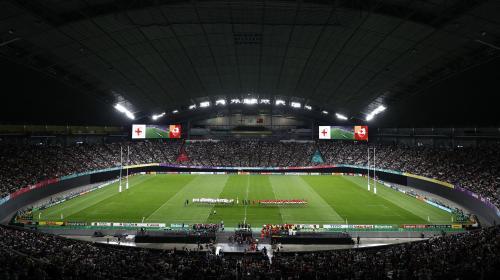 DIRECT. Mondial de rugby : suivez le match entre l'Angleterre et les Tonga, futurs adversaires des Bleus