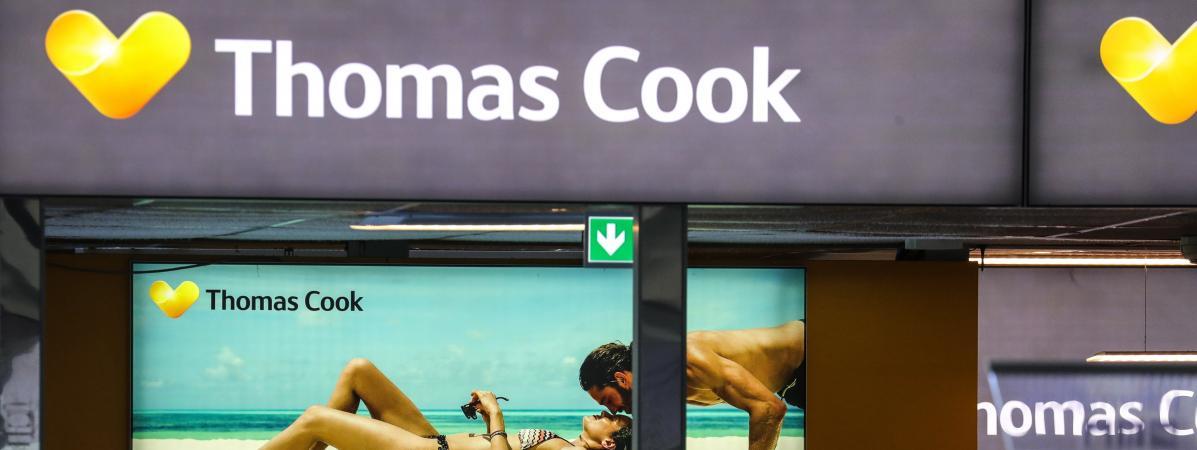 Risque de faillite de Thomas Cook : 10 000 touristes français pourraient rester bloqués à l'étranger