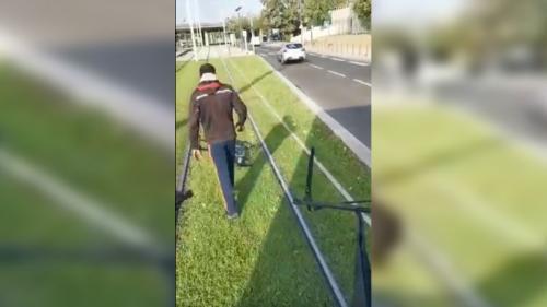 Une vidéo d'altercation sur la voie publique française utilisée comme propagande anti-migrants par une partie de l'extrême droite en Europe