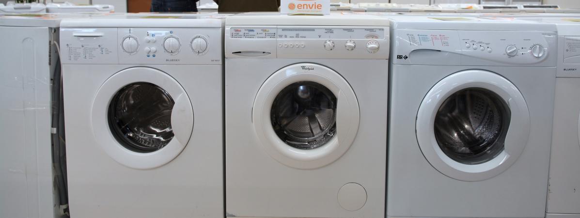 Obsolescence programmée : la durée de vie des lave-linge réduite de 10 à 7 ans ces dernières années, selon ...