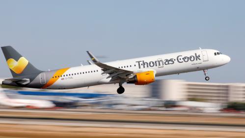 """DIRECT. Faillite de Thomas Cook : """"Toutes les réservations, vols et séjours, sont désormais annulées"""", expliquent les autorités britanniques"""