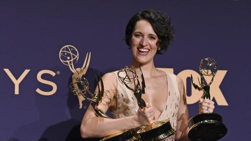"""Emmy Awards : la série """"Fleabag"""" crée la surprise, """"Game of Thrones"""" récompensée pour sa dernière saison"""