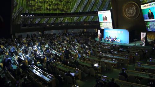 Cinq choses à retenir du sommet de l'ONU pour le climat