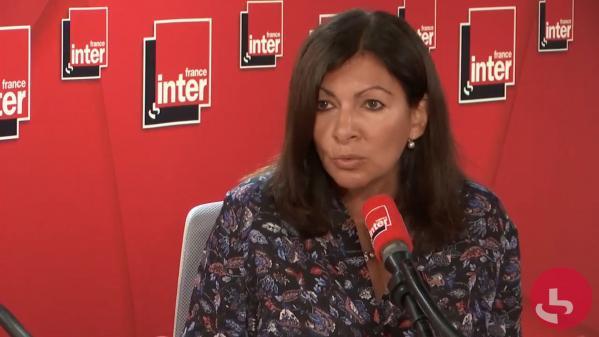 """VIDEO. Saleté à Paris : """"C'est un problème d'éducation"""", affirme Anne Hidalgo"""