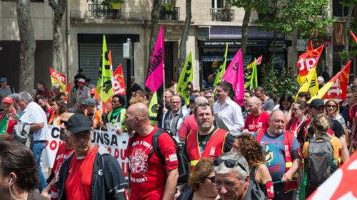 DIRECT. Réforme des retraites : la CGT et Solidaires appellent à une journée de grève qui se traduira par des perturbations dans les transports