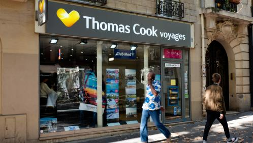 Thomas Cook France va demander son placement en redressement judiciaire