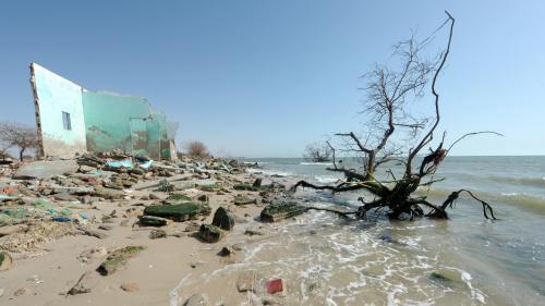 Climat : la montée des eaux pourrait atteindre 1,10mètre à la fin du siècle si rien n'est fait, alerte le Giec dans son dernier rapport