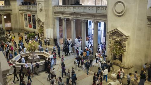 Les Etats-Unis rendent à l'Egypte un sarcophage volé qui était exposé au Met