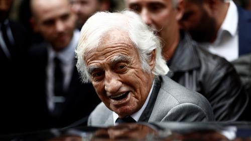 Le dernier adieu de Jean-Paul Belmondo à son grand ami Charles Gérard