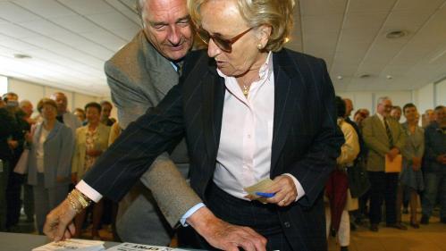 VIDEO. Bernadette Chirac, une vie passée dans l'ombre de son mari