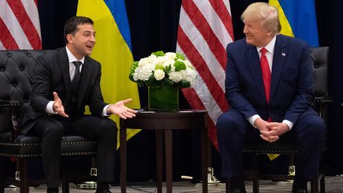 Soupçons de collusion avec l'Ukraine : la Maison Blanche a tenté de couvrir Donald Trump, selon le lanceur d'alerte
