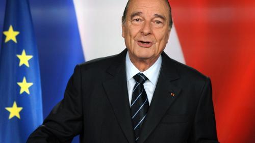 VIDEO. Le morphing des visages de Jacques Chirac, de 1967 à aujourd'hui