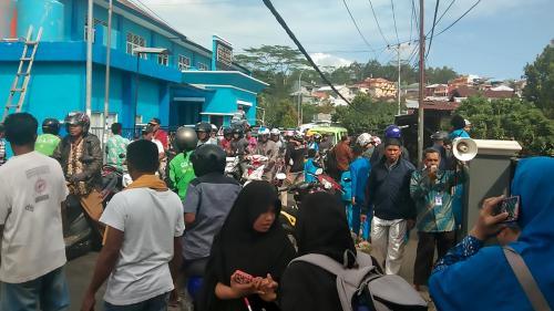 Indonésie : un puissant séisme de magnitude 6,5 secoue l'est du pays