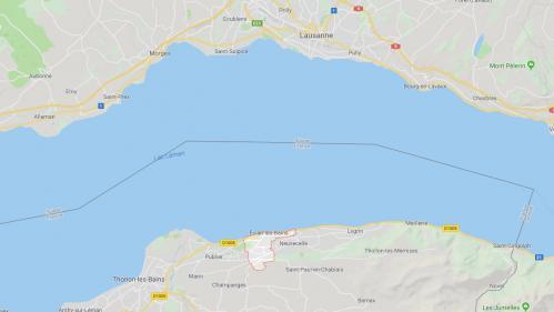 Haute-Savoie : deux suspects interpellés après la découverte près d'Évian-les-Bains du corps d'une femme tuée en Suisse