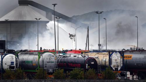 Rouen : y avait-il des matières radioactives stockées dans l'usine Lubrizol ?