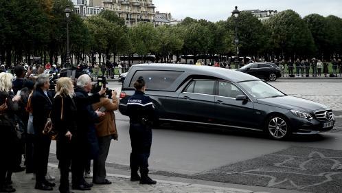 DIRECT. Mort de Jacques Chirac : la cérémonie d'hommage populaire commence officiellement aux Invalides