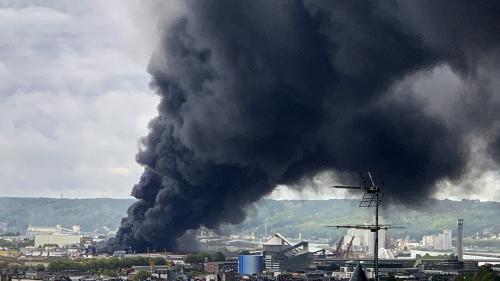 Incendie de l'usine Lubrizol à Rouen : pourquoi les autorités peinent à rassurer les populations depuis la catastrophe