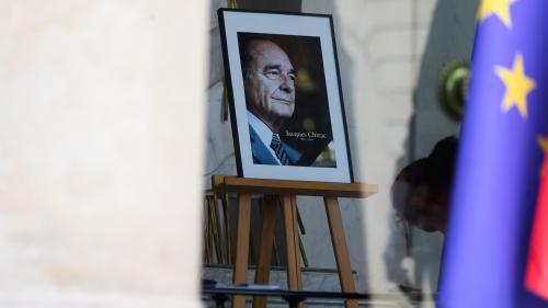 Jacques Chirac considéré comme le meilleur président de la Ve République avec Charles de Gaulle