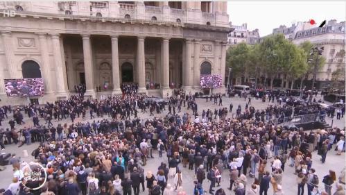 DIRECT. Obsèques de Jacques Chirac : le cercueil a quitté l'église Saint-Sulpice, suivez la fin de la cérémonie officielle