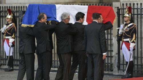 DIRECT. Obsèques de Jacques Chirac : le convoi funéraire arrive au cimetière du Montparnasse