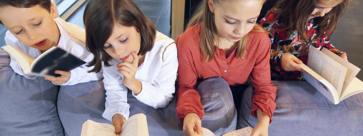 Lecture Quinze Livres Pour Les Enfants Et Les Ados Pour