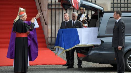 VIDEOS. Obsèques de Jacques Chirac : les sept moments marquants