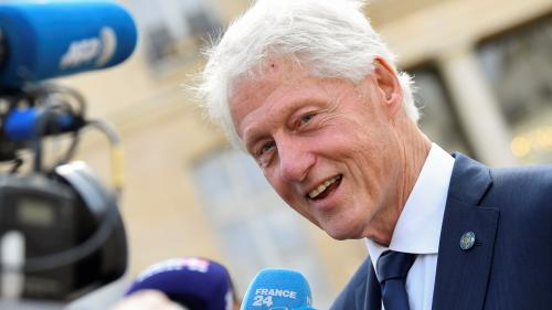 "DIRECT. Hommage à Jacques Chirac : ""Il va me manquer"", affirme Bill Clinton"