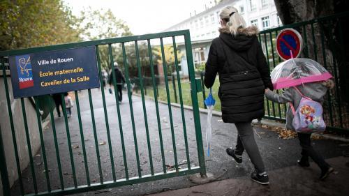 Après l'incendie de l'usine Lubrizol à Rouen, des enseignants exercent leur droit de retrait