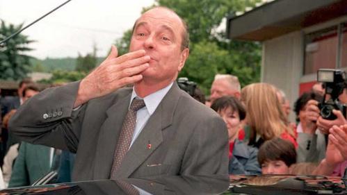 VIDEO. Jacques Chirac est toujours resté fidèle à la Corrèze