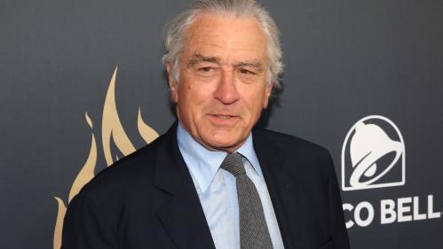 """Robert De Niro traite le président Donald Trump de """"gangster"""" en direct sur CNN"""