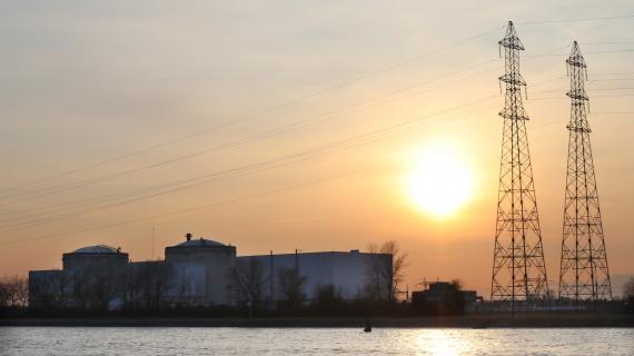 La centrale nucléaire de Fessenheim (Haut-Rhin), le 27 février 2018.
