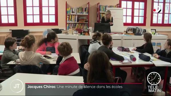 Mort de Jacques Chirac : un jour de deuil national