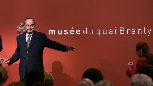 Très forte affluence au musée du Quai Branly, gratuit en hommage à Jacques Chirac