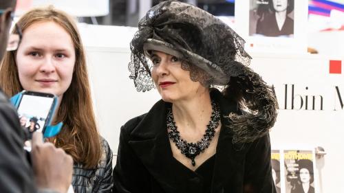 Prix Goncourt : Amélie Nothomb toujours présente dans la deuxième sélection
