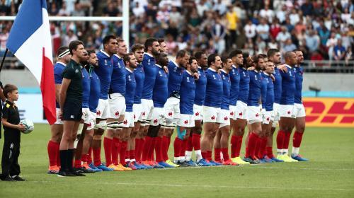 DIRECT. Coupe du monde de rugby : le XV de France doit battre les Etats-Unis, suivez et commentez le match avec nous