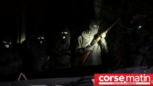 Corse : le parquet national antiterroriste se saisit après la constitution d'un groupe se revendiquant du FLNC