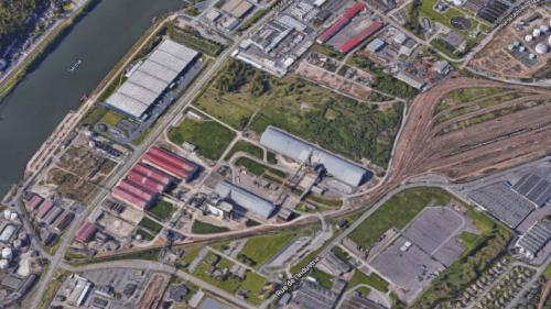 """Une usine Seveso seuil haut """"mise à l'arrêt"""" dans l'agglomération de Rouen"""