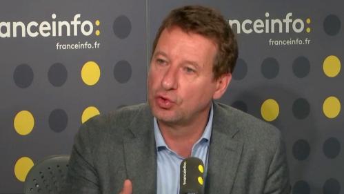 """VIDÉO. Incendie de Lubrizol: """"Le gouvernement ne dit pas la vérité"""", accuse Yannick Jadot"""