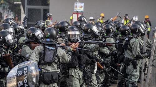Hong Kong : un manifestant de 18 ans blessé par balle réelle lors des mobilisations pro-démocratie