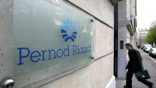 Pernod Ricard annonce la suppression de 190 postes en France