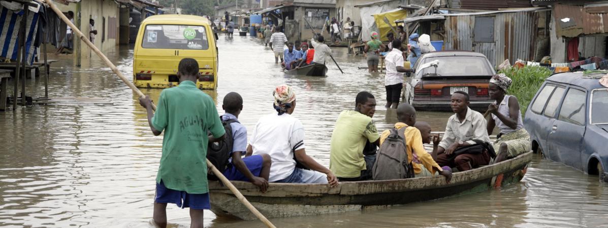 Réchauffement climatique : Lagos et Alexandrie risquent d'être submergées avant la fin du siècle