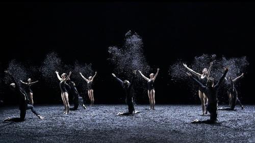 La mélancolie de Schubert sublimée par le chorégraphe Preljocaj, au Théâtre des Champs-Elysées